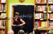 IN CASE OF EMERGENCY: courtney moreno @ the booksmith