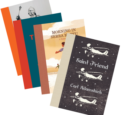 MCSWEENEY'S POETRY SERIES: subscription chain